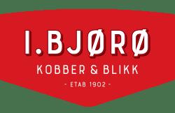 I. Bjørø Kobber & Blikk AS Logo